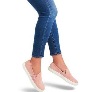 Women's 9.5 DV for Target Blush Nude Slip On Shoes